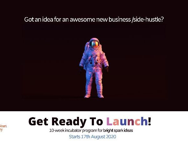 Charles Sturt University 10 Week Business Idea or Side Hustle Incubator Program