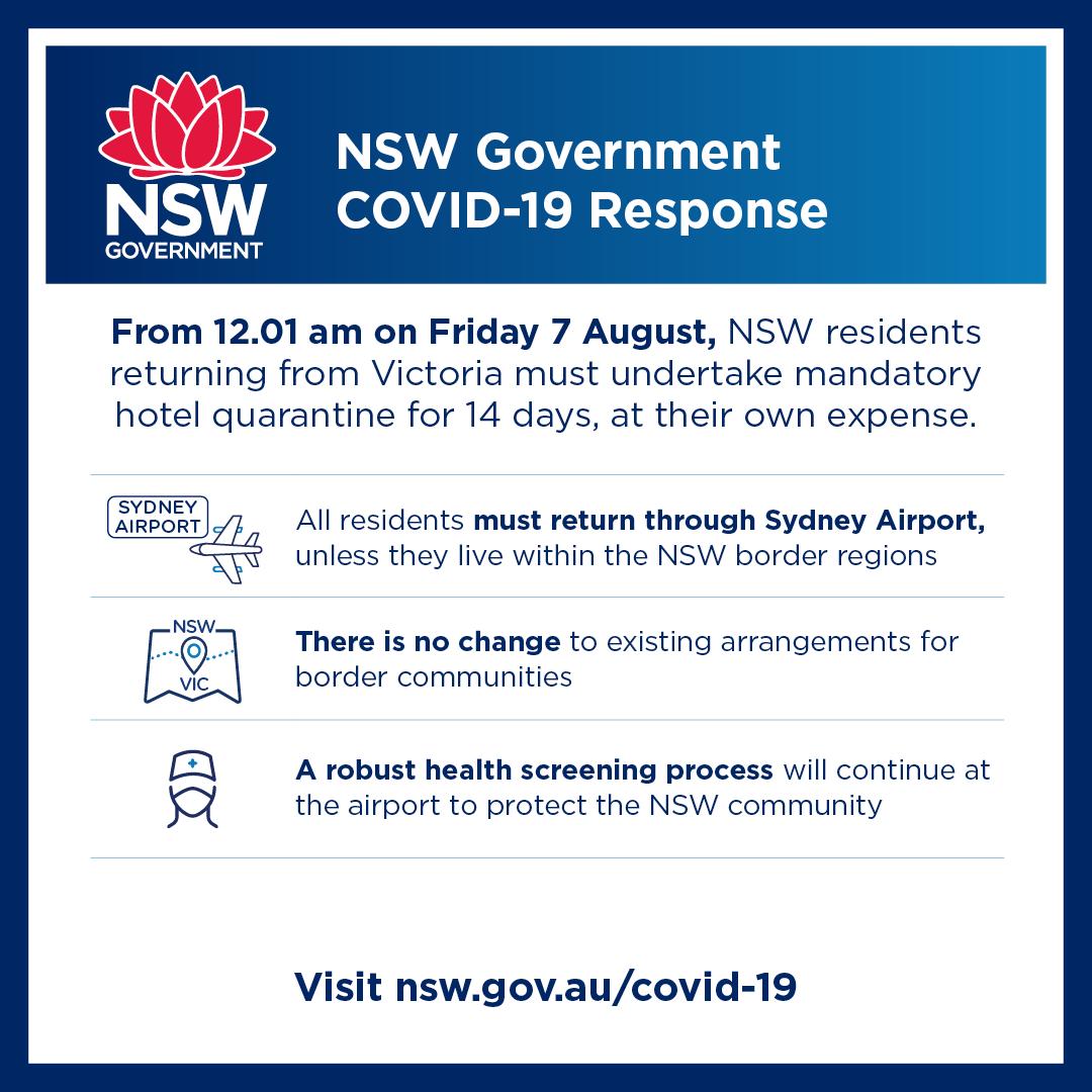 COVID-19 Mandatory quarantine