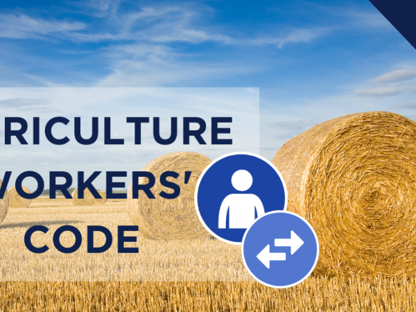 3 Agriculture Workers Permit 25 September 2020