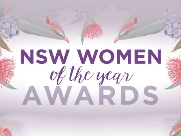 Local Women of the Year Albury Award 2021 banner