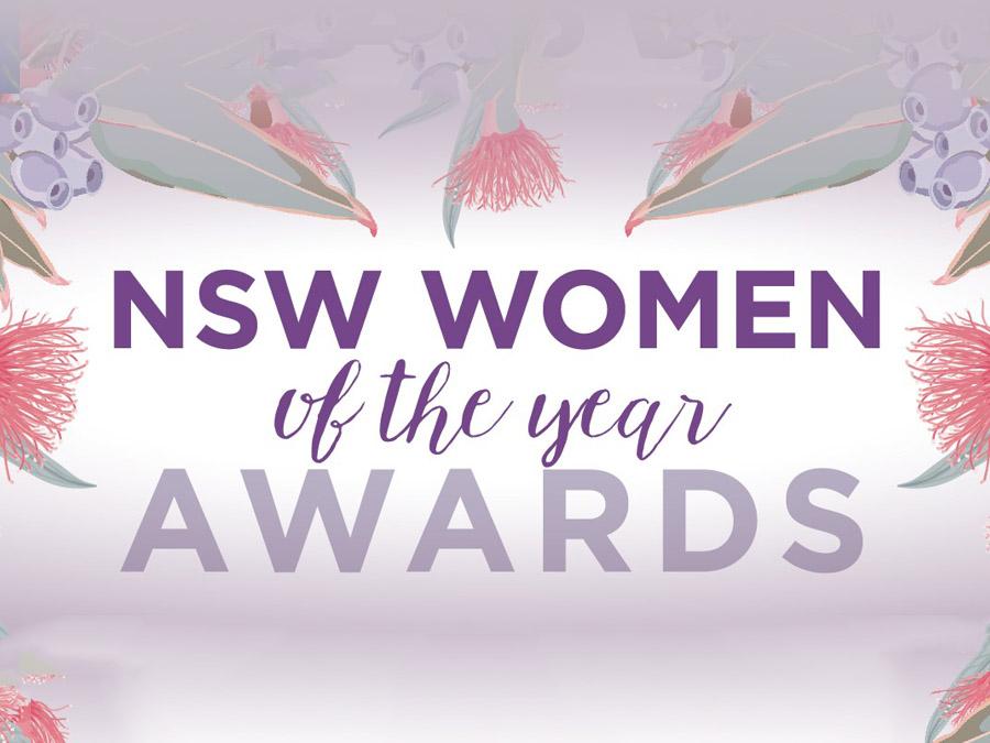 Local Women of the Year Albury Award 2021 banner