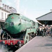 2021.04.05 Locomotive 3801 Albury
